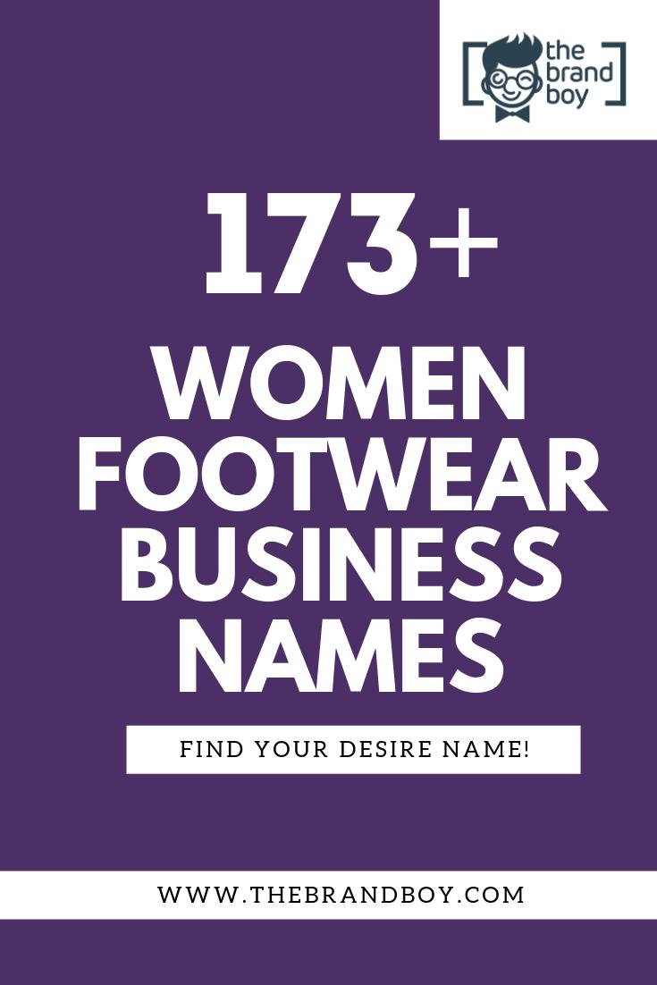 373 Best Women Footwear Store Names Ideas Video Infographic Store Names Ideas Shop Name Ideas Buisness Name Ideas
