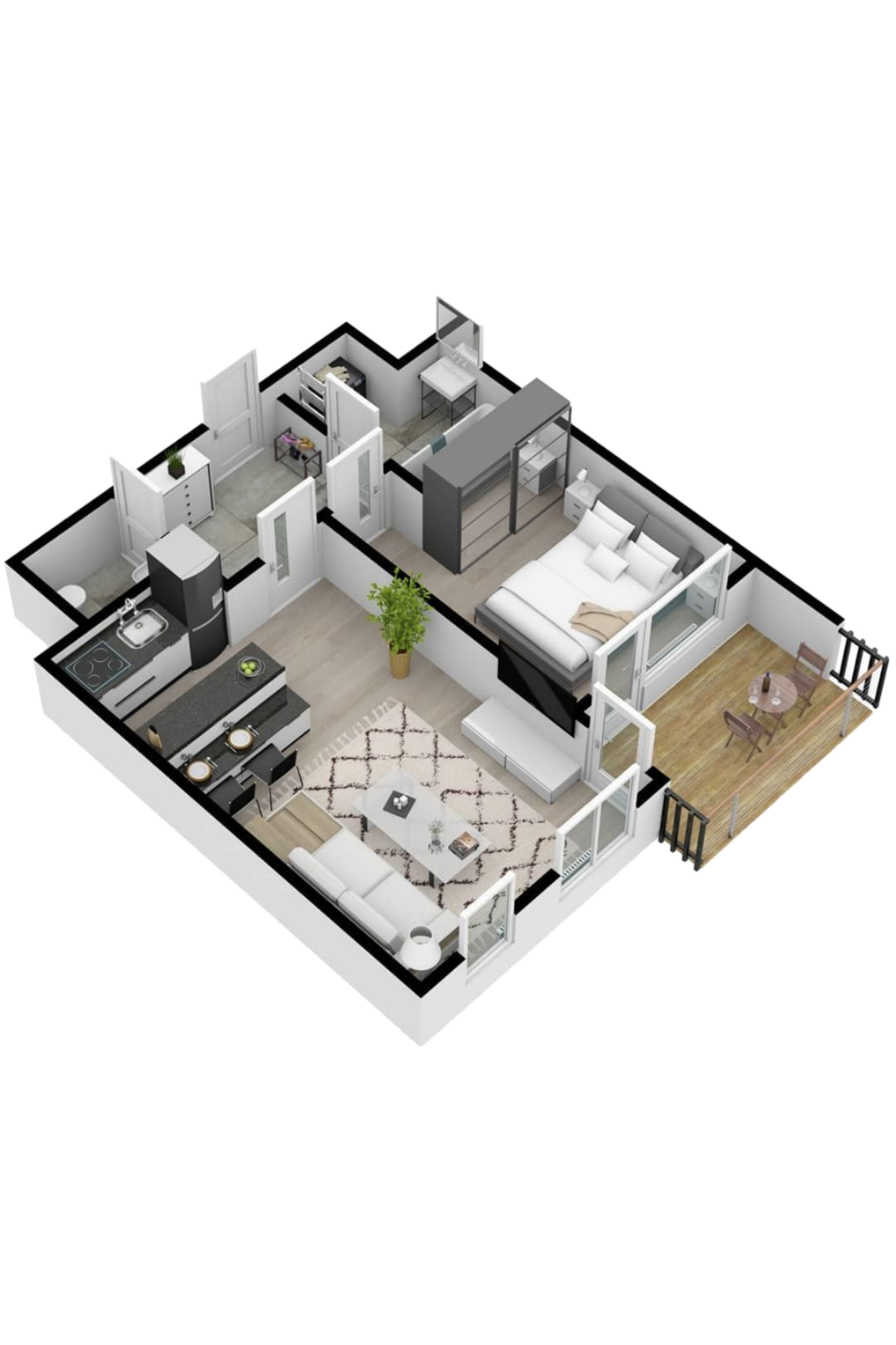 Tiny House Made On Floorplanner Com In 2020 Home Design Software Tiny House Design Home Design Software Free