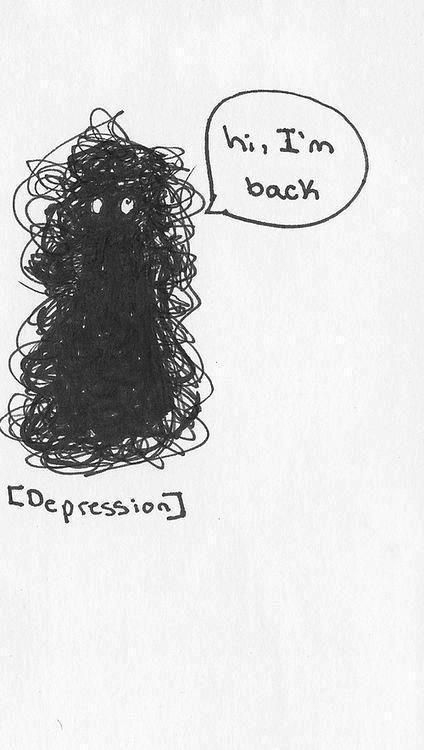 Again.? I'm getting too old to keep going through this.... #Depression