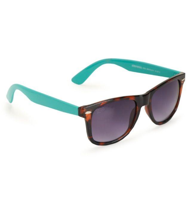 ff29d5fa90 Turquoise and black sunglasses from Aeropostale