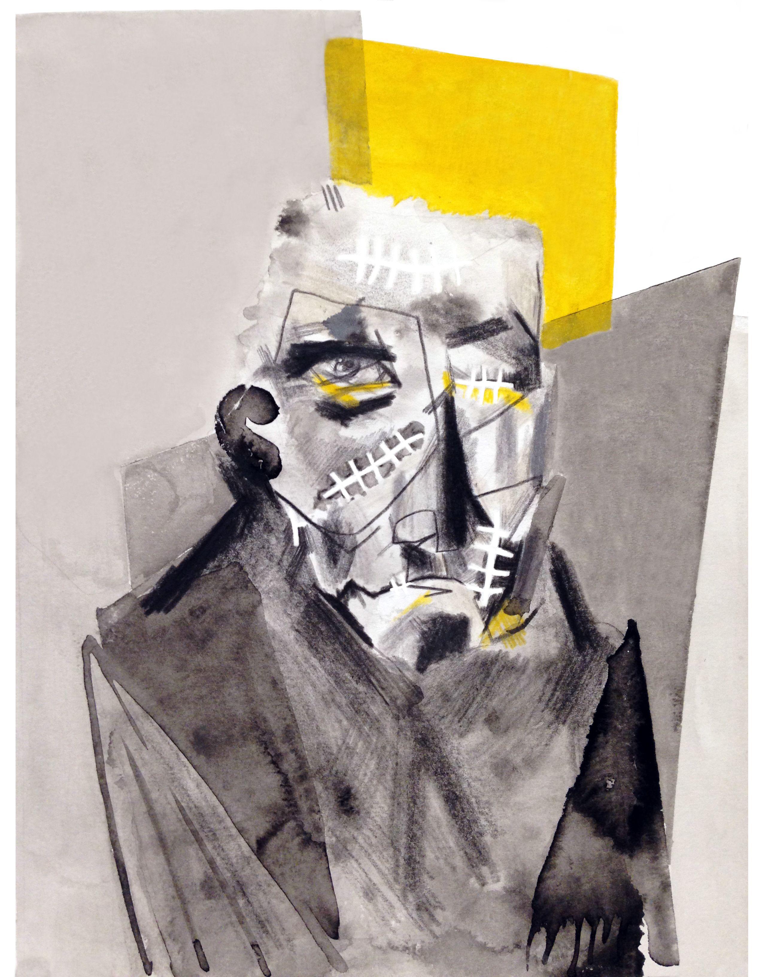 """""""Frankenstein"""" https://www.behance.net/gallery/45217085/Frankenstein"""
