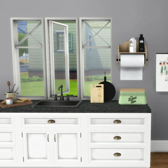 Objects, Decor : Kitchen Things