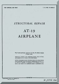 stinson at 19 aircraft structural repair manual t o 01 50ka 3 stinson at 19 aircraft structural repair manual t o 01 50ka 3