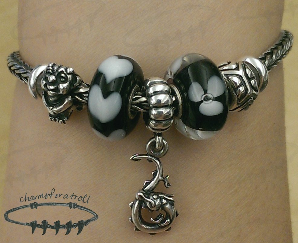 Charms For a Troll: TrollBeads Bracelet and Flower Lock Review
