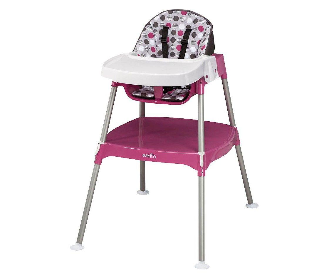 Evenflo Convertible High Chair Convertible High Chair Folding