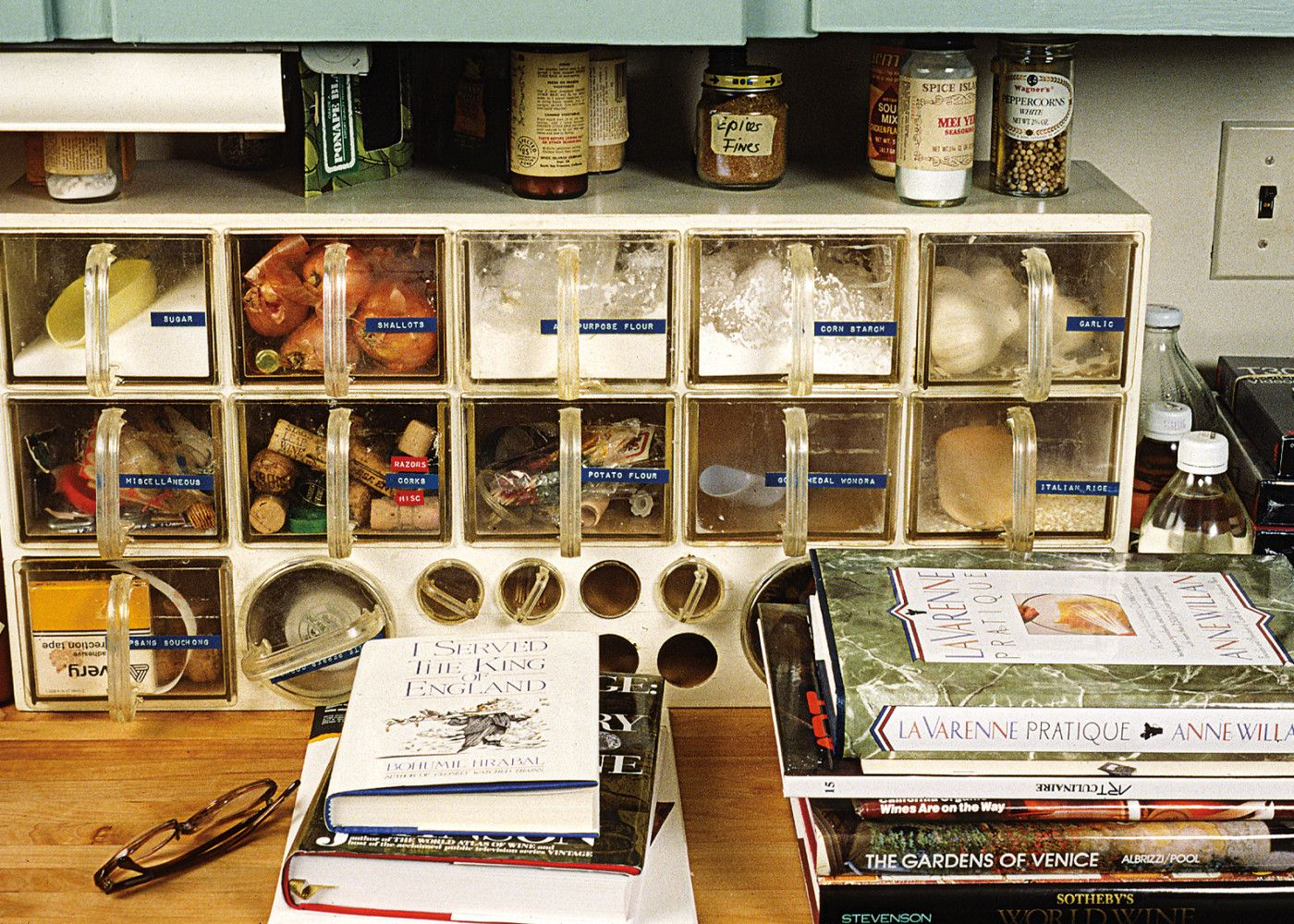 inside julia child's *actual* home kitchen | kitchens, tiny