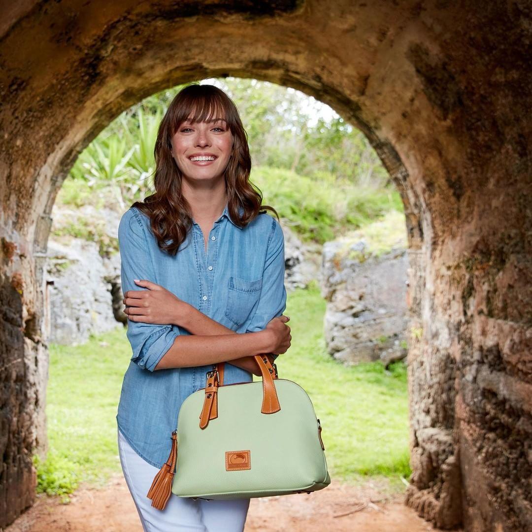 f09cedc059cbc Dooney & Bourke | Spring Fashion Key-Lime | Key-Lime Handbag | Key ...