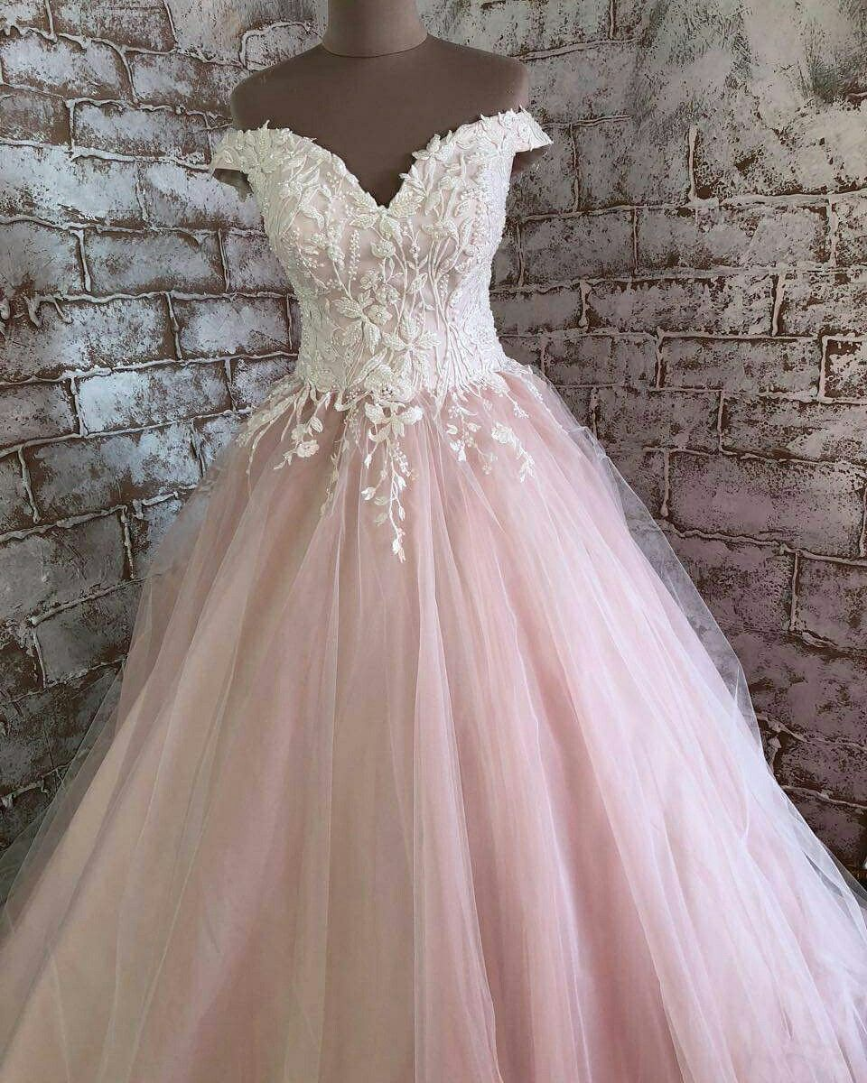 Pin By Anna On Wedding Dresses Pink Wedding Dress Short Short Wedding Dress Short Sleeve Wedding Dress [ 1200 x 960 Pixel ]