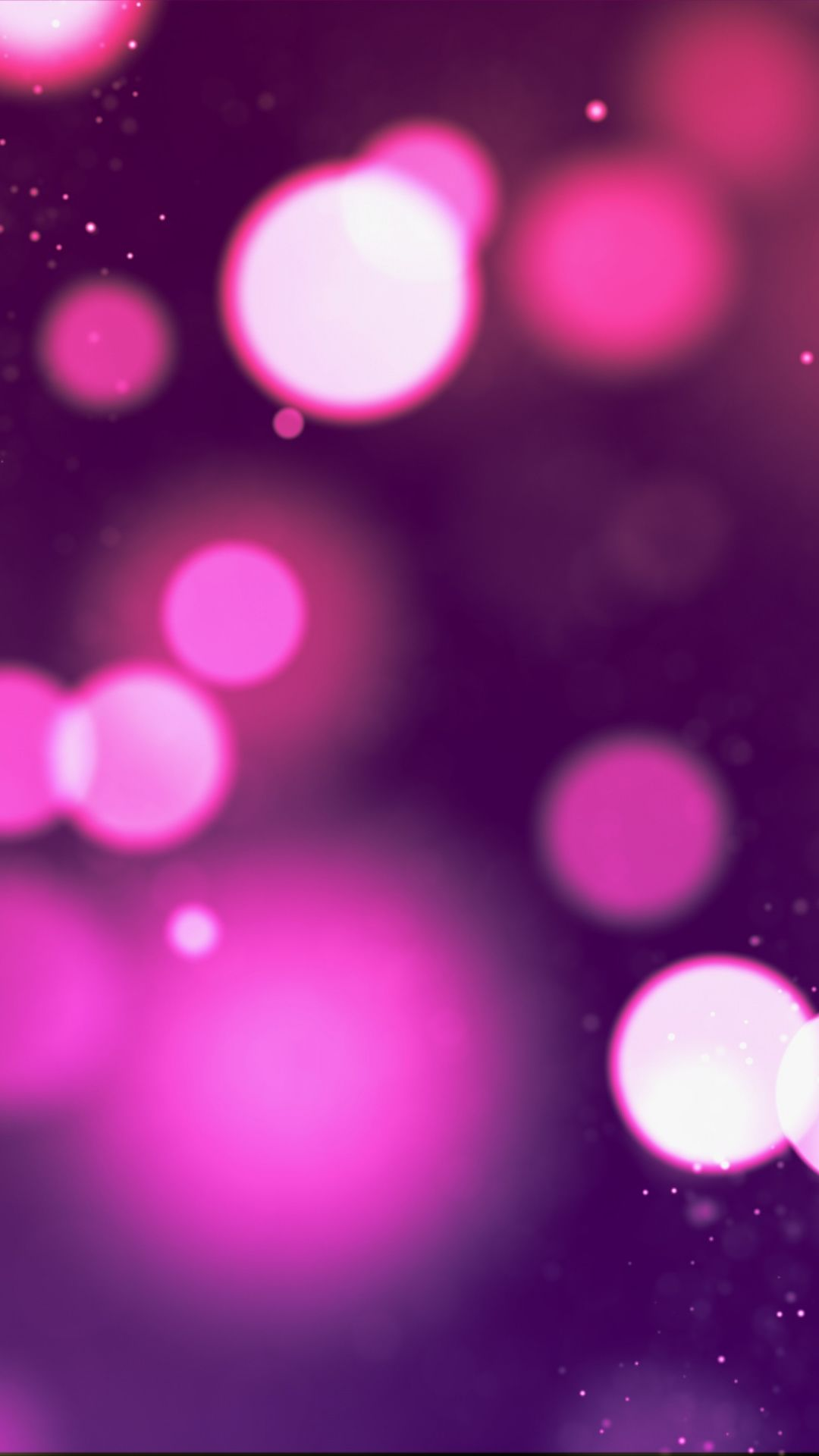 Downaload Bokeh Lights Purple And Pink Blur Wallpaper For