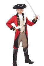Brand New British Redcoat Soldier Child Costume | School Stuff ...