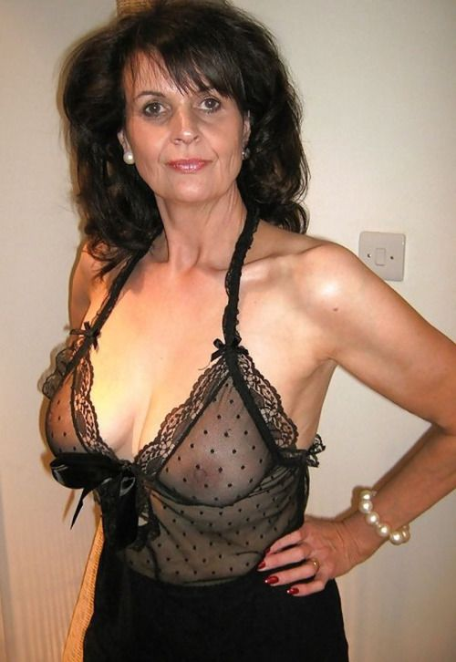 Mature english wifes