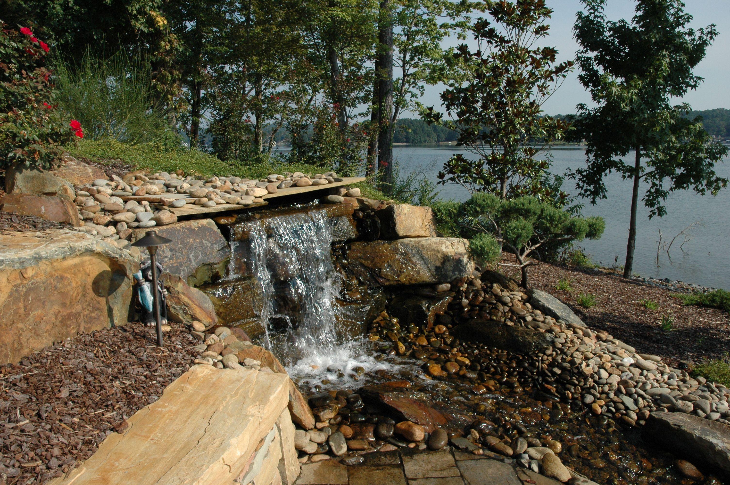 Landscape Project Toms Creek Nursery & Landscape 336-857-2131 Triad area - North Carolina www.tomscreek.com