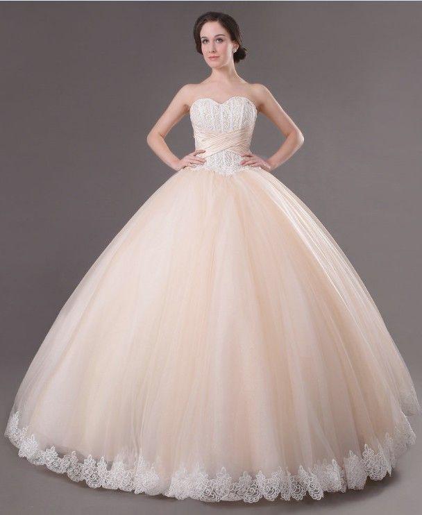 Huge Ball Gown Wedding Dresses