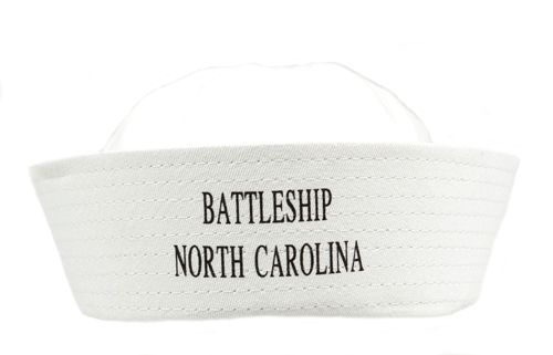 Join the crew of the Battleship North Carolina with this custom ...