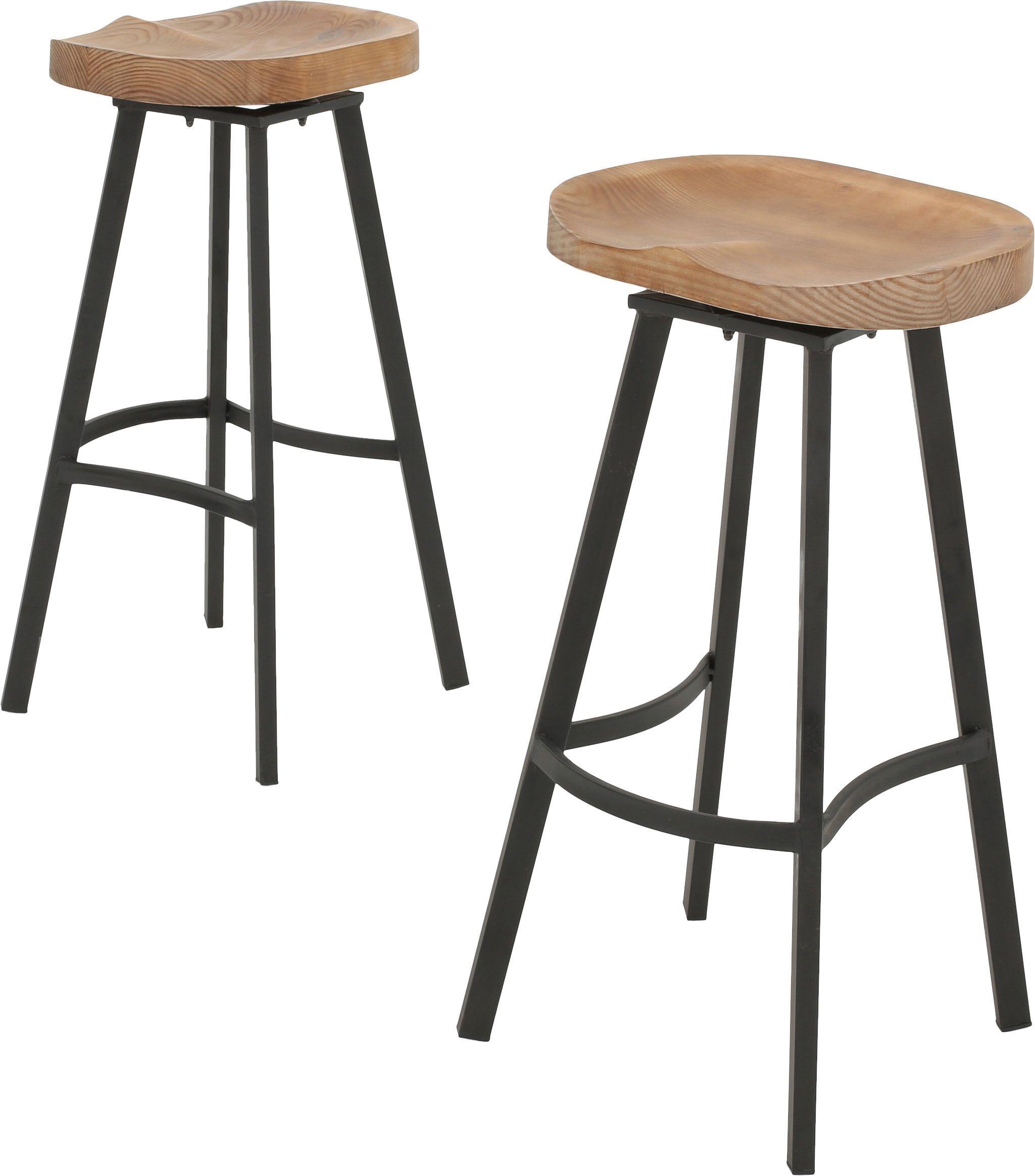 Lindquist Swivel Solid Wood 31 5 Bar Stool Swivel Bar Stools Farmhouse Bar Stools Bar Stools