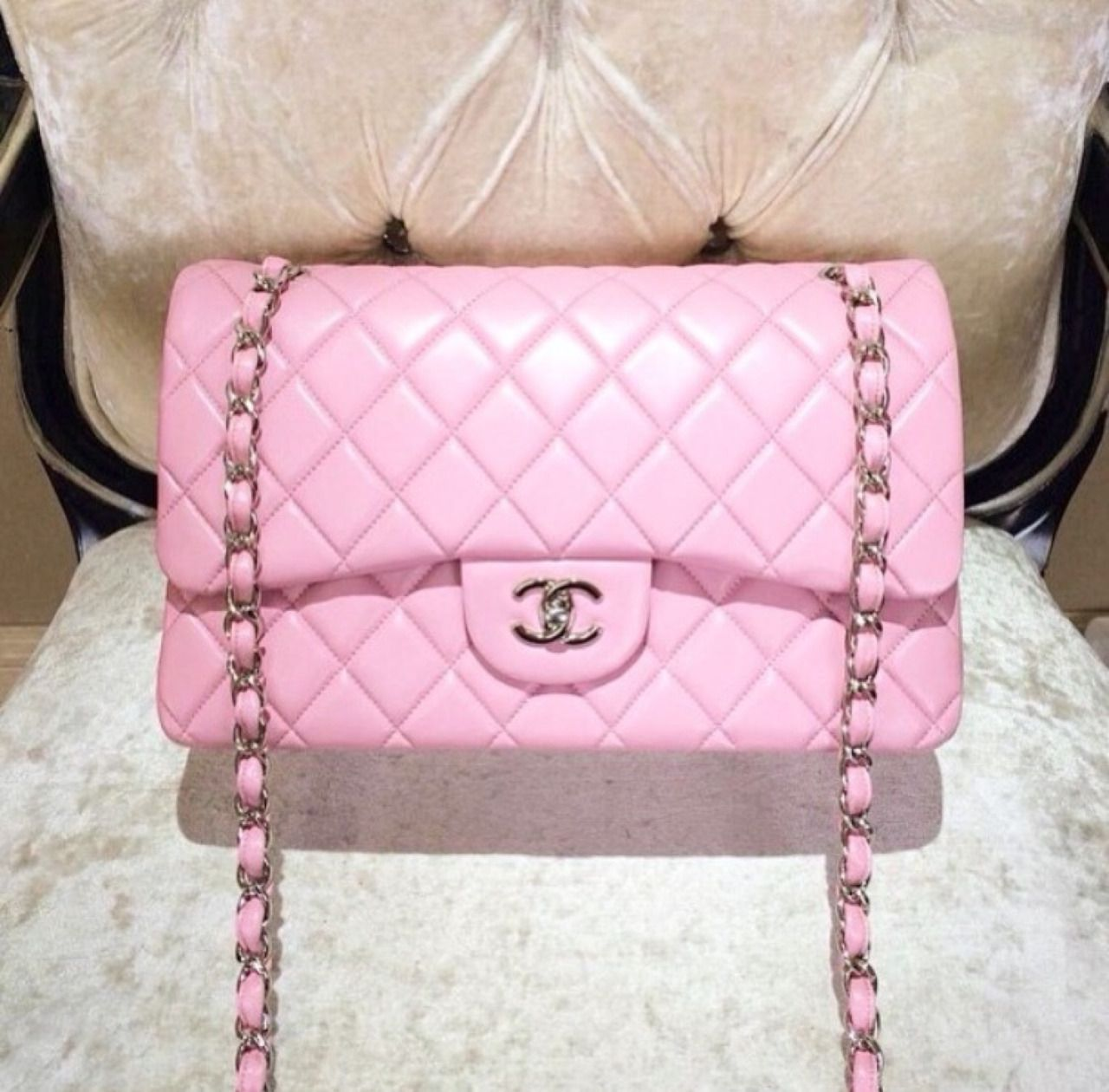 Everything Girly Glam Barbie Luxury Amp Pink Chanel