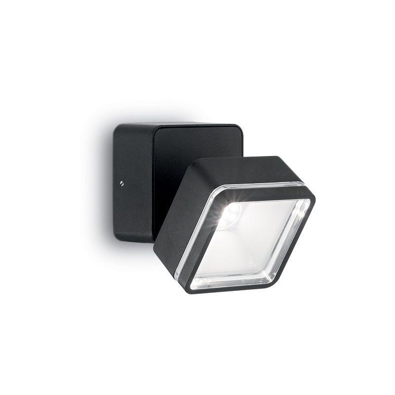 Applique spot extérieur led Omega Idéal lux | Lampes d
