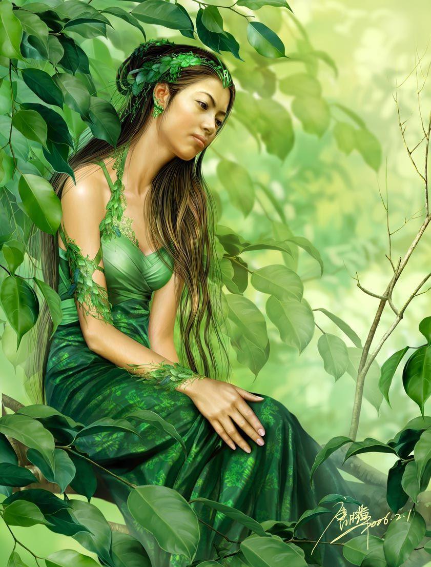 Yuehui tang gama de verdes verde y el verde - Gama de verdes ...