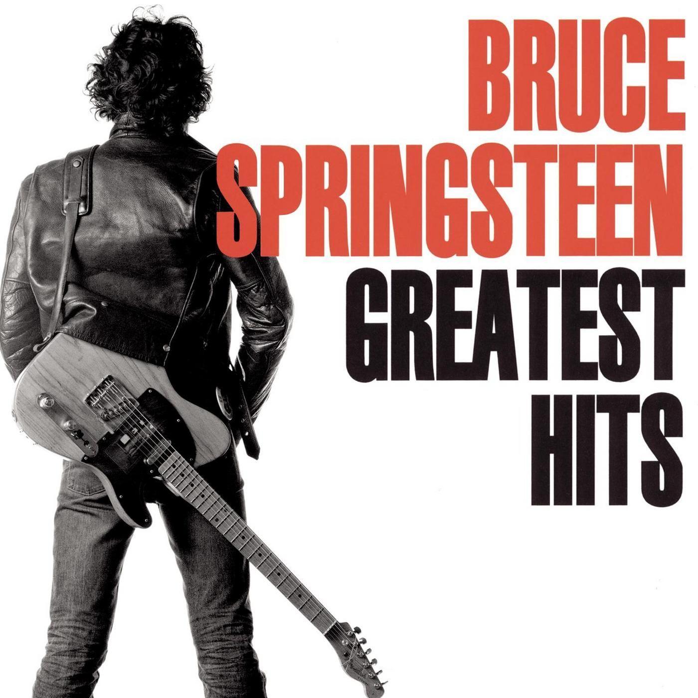 Bruce Springsteen Greatest Hits (1995) 映画 ハリウッド, ブルース