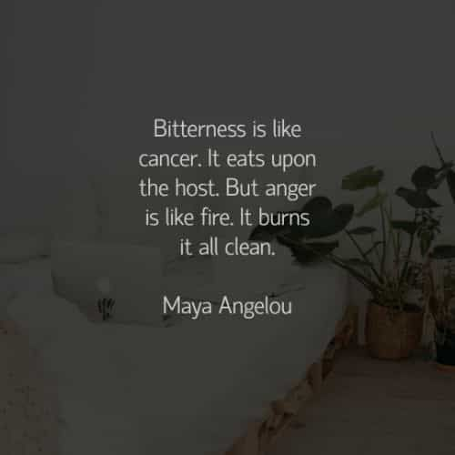 50 Famous quotes and sayings by Maya Angelou