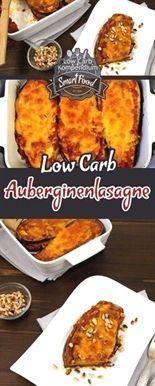 Auberginenlasagne - Eine köstliche und gesunde Alternative zur klassischen Lasagne ...   - healthy food for college students diet -