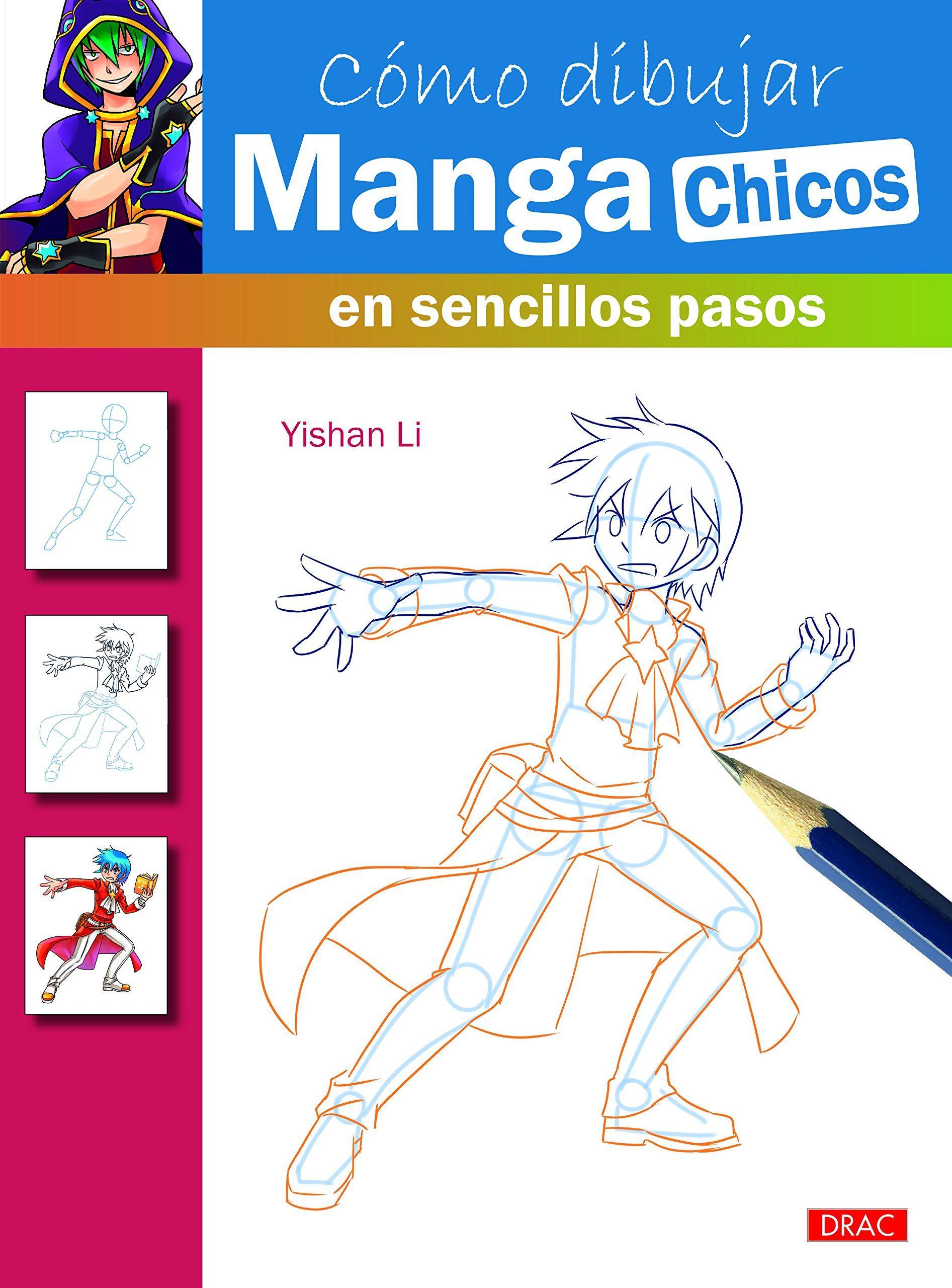 C U00a8 U00aemo Dibujar Manga Chicas  Amazon Es  Yishan Li  Libros