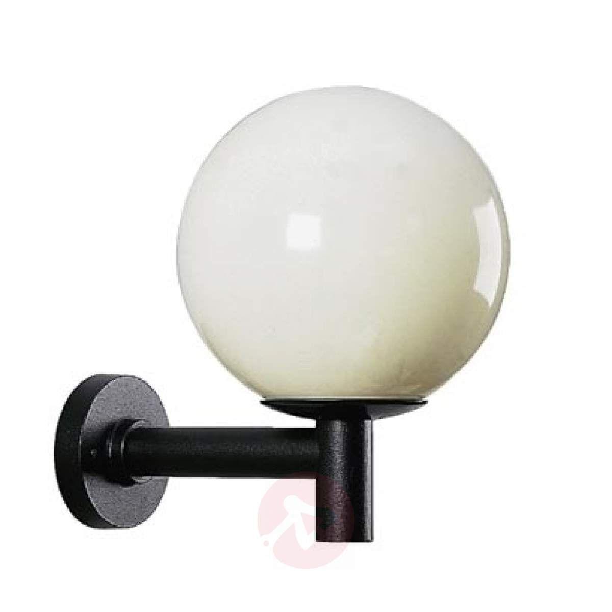 Zewnętrzna Lampa ścienna Kugel 3 Lampy Wiszące Zewnętrzne