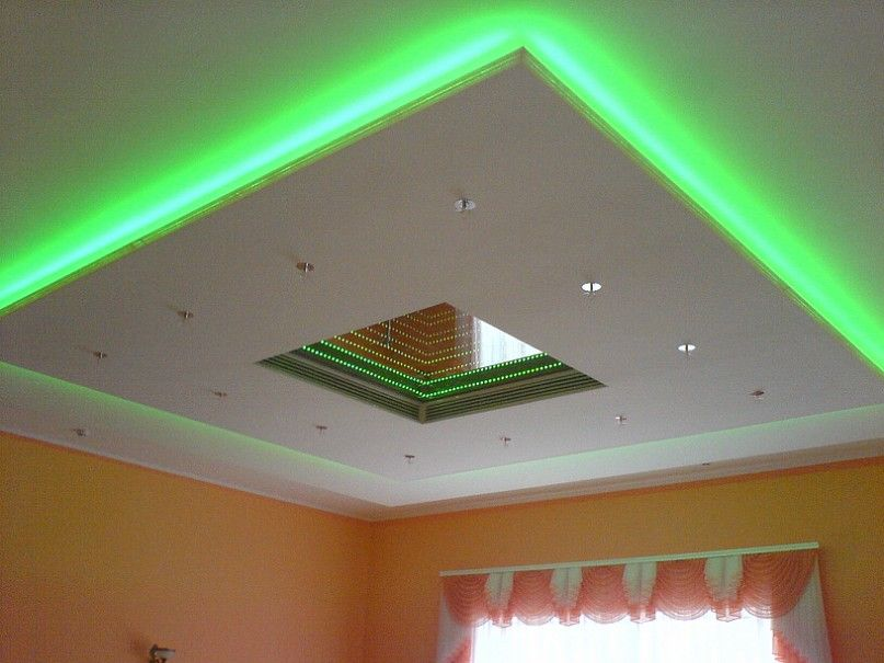 картинки подвесной потолок