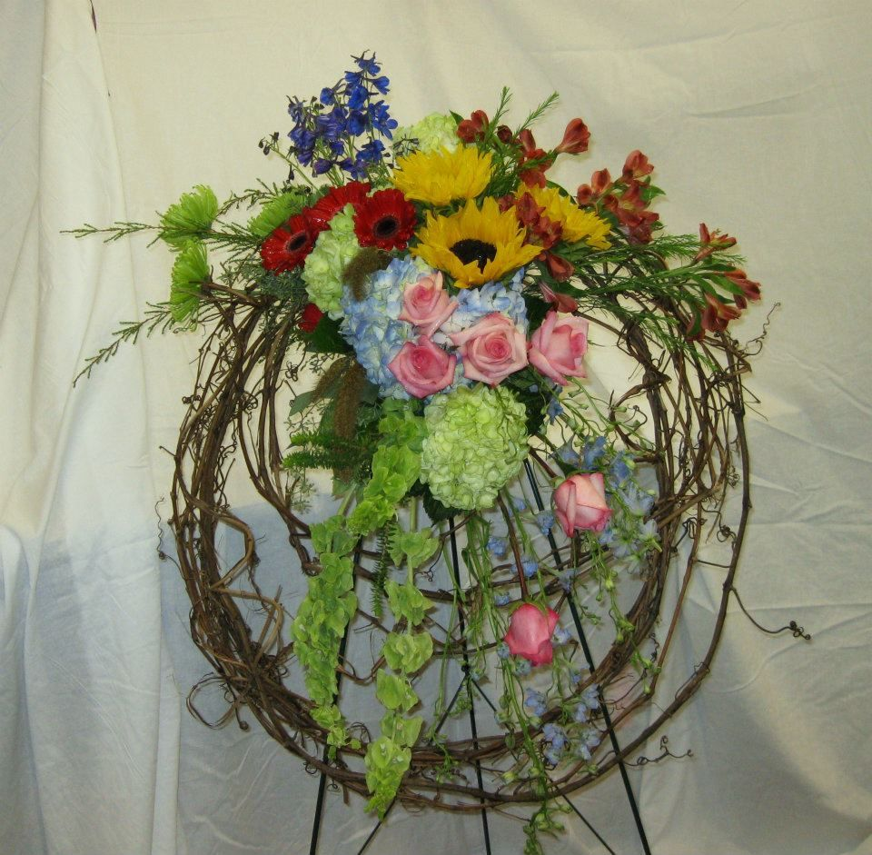 Grapevine Standing Spraya Style Perfect For Loved One Www