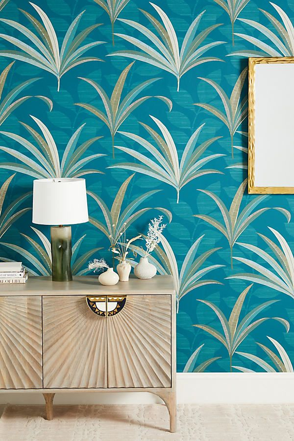 Morocco Palm Wallpaper
