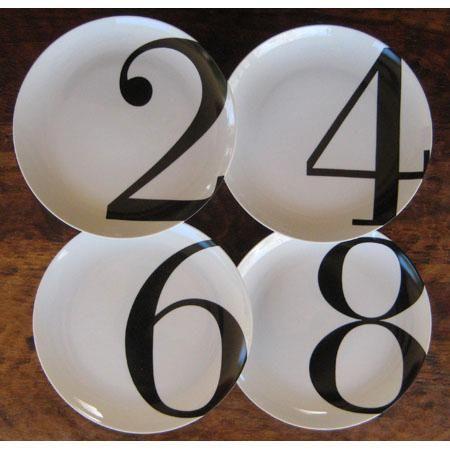Representation of Unique Dinner Plates & Representation of Unique Dinner Plates | Home Decorations Ideas ...