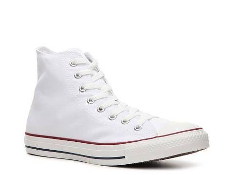 all white converse high tops mens