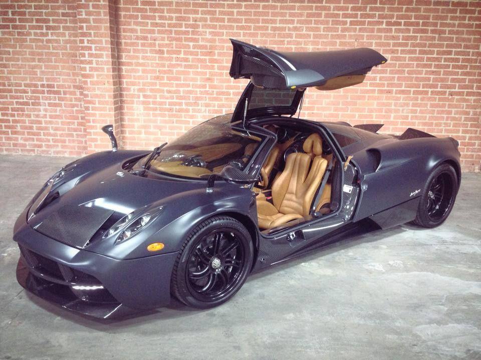 Gi Motorsports Pagani Huayra