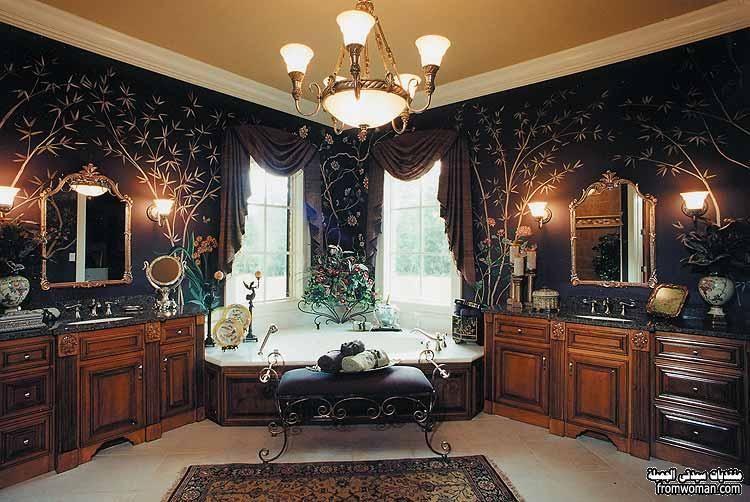 حمامات فخمة بديكورات تركية مميزة ،Bathrooms decorated very chic fromwoman1457883413536.jpg