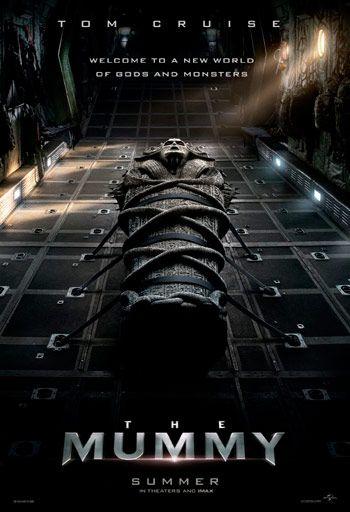 Watch The Mummy (2017) Online Free