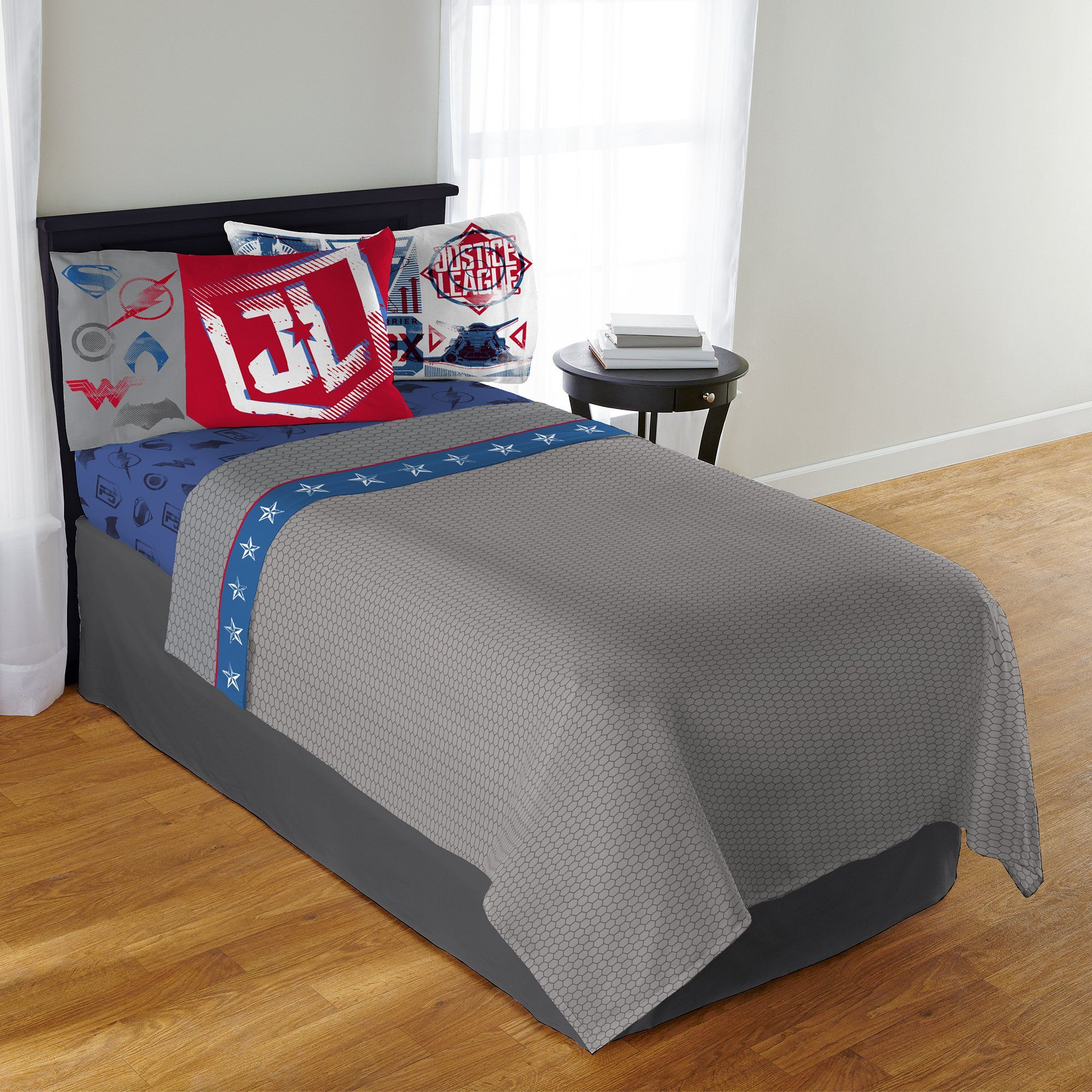 League Call For Justice Full Sheet Set 4 Piece ***