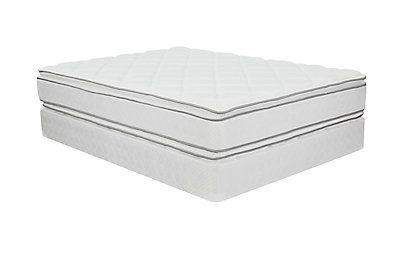 King Corsicana 8220 Double Sided Pillow Top Mattress Top