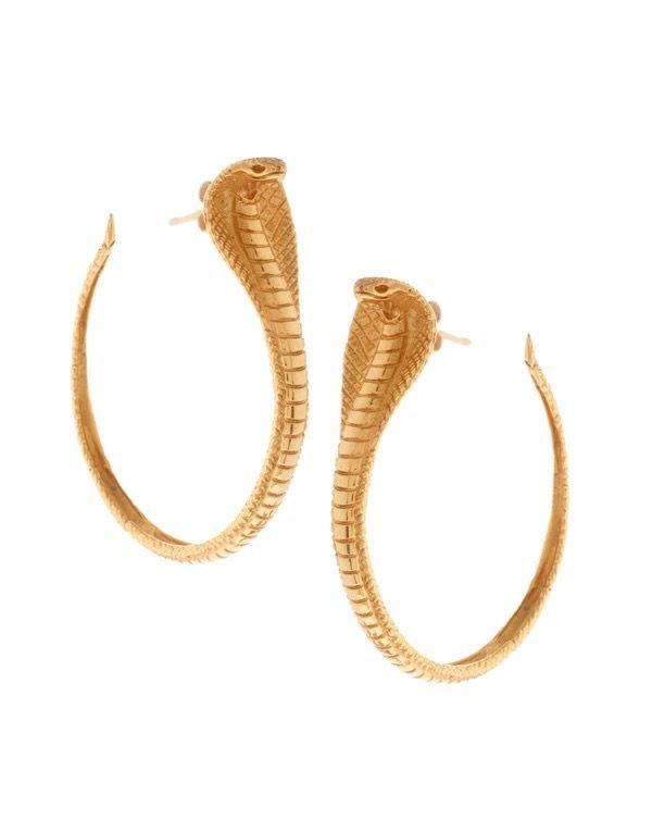 a4c3f2fa8 Zoe and Morgan Cobra Earrings | snake themed prom in 2019 | Earrings ...