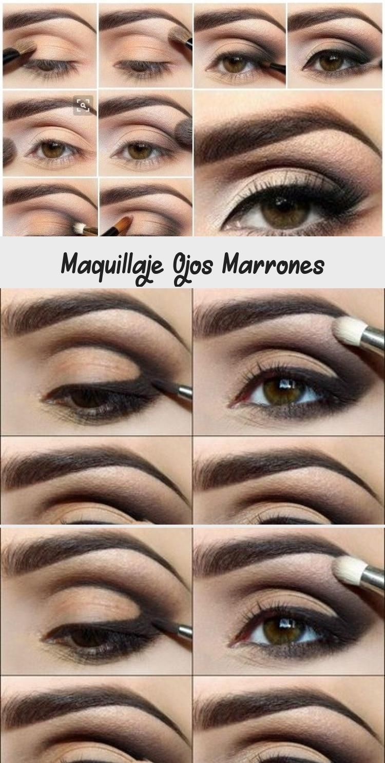 Maquillaje Ojos Marrones Beauty İdeas Maquillaje De Ojos Marrones Para El Maquillaje Ojos Marrones Sombras Para Ojos Marrones Maquillaje Para Ojos Cafes