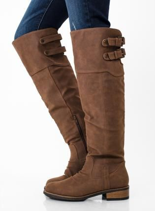 7029c952af023 Tall boots are great in the fall! They go with any outfit and come in so  many different styles!