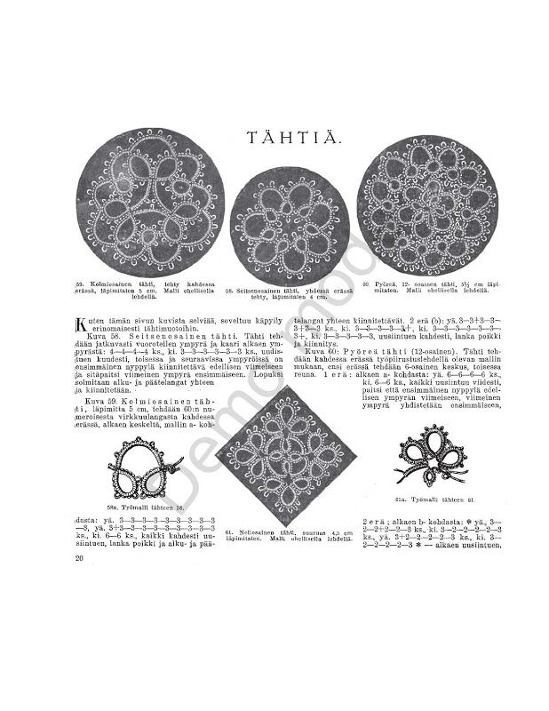 Finlandia Tatting - Lada - Picasa Web Albums