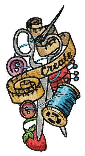 treasures machine embroidery design