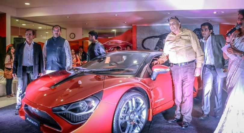 Made in India sportscar DC Avanti does not have airbags