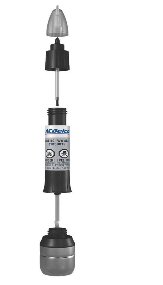 Details about Genuine GM ACDelco Switchblade Silver Touch Up Paint