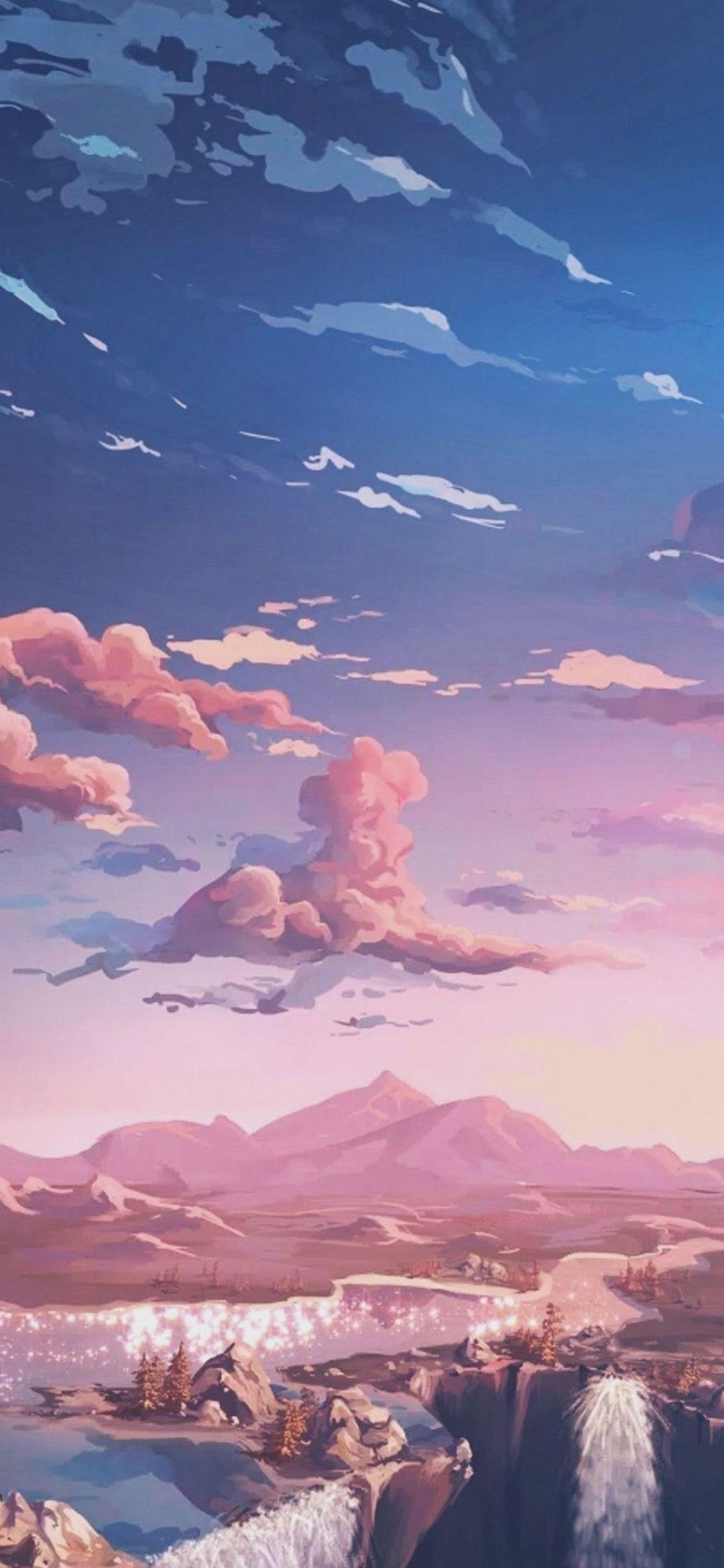 Hd Oboi Hd Wallpaper Scenery Wallpaper Anime Scenery Anime Scenery Wallpaper