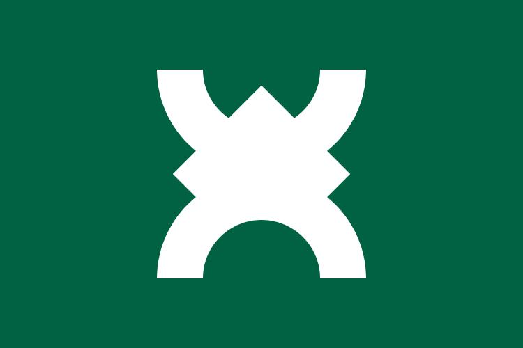 Flag of Ikoma, Nara