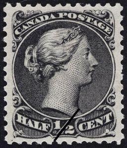 Queen Victoria - perf 12