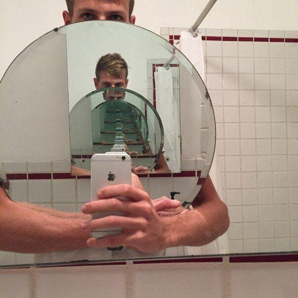 Шишки, смешные зеркала картинки