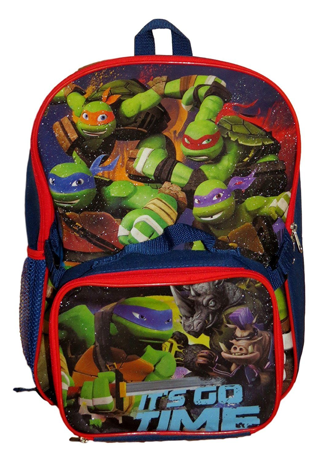 Kids' Clothing, Shoes & Accs Fashion Style Turtles Bacpack