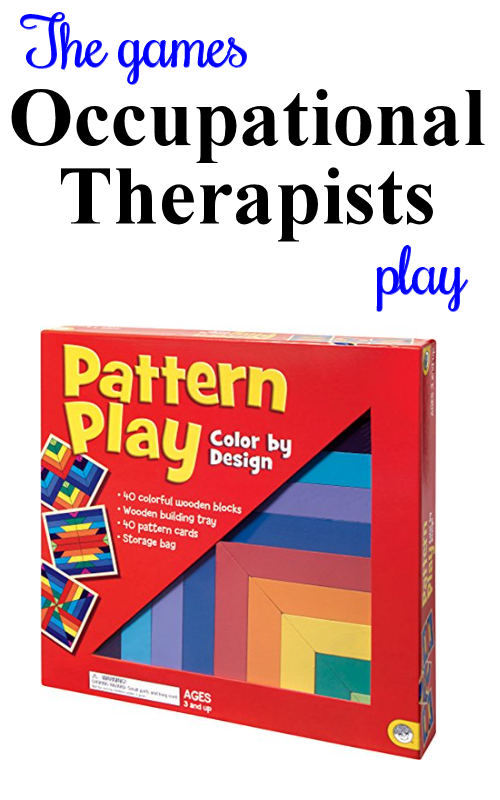 Pattern Play Therapy Blogger Network Didactico Ejercicios